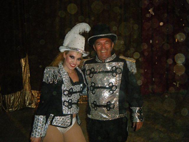Carina y francisco padilla circo hermanas padilla - Francisco padilla ...